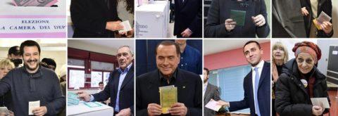 ITALIA DA RIFARE: VOGLIAMO STABILITA'