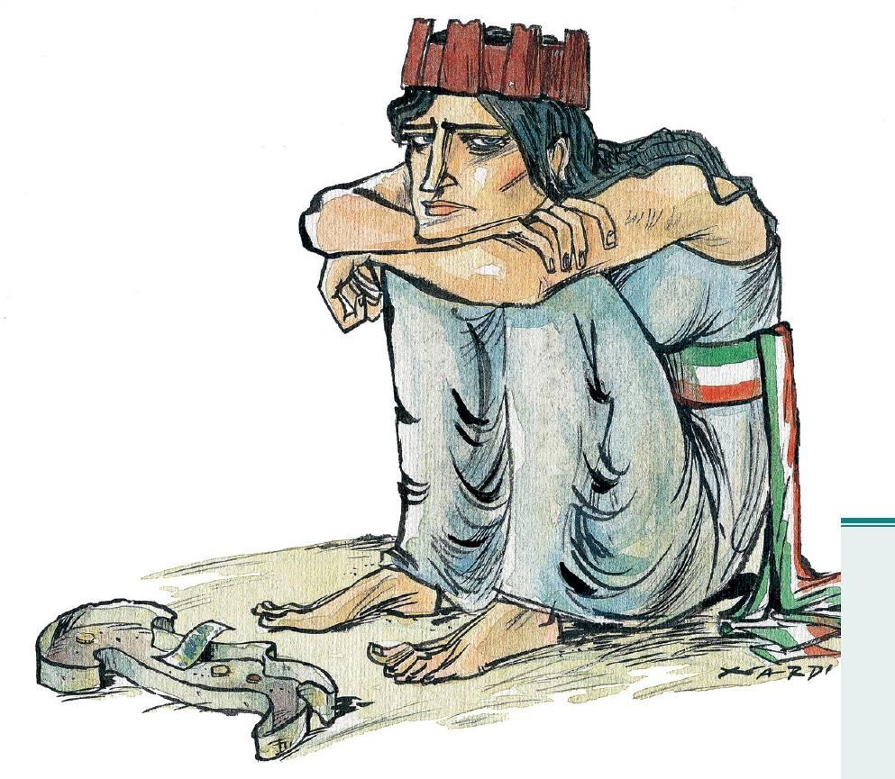 L'Italia a due velocità. Roma – Milano in 2 ore e 20 ...