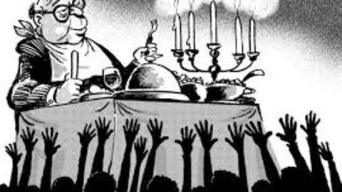 LE INGIUSTIZIE SOCIALI