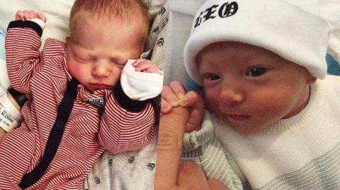 Il 19 Marzo 2018 a Los Angeles, nasce il figlio di Fedez e Chiara Ferragni: Leone Lucia