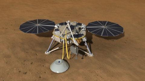 Vacanza su Marte