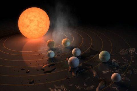 La Terra e i possibili scenari di vita su altri pianeti