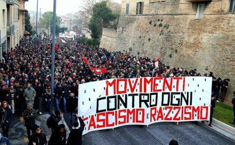 La vittoria degli antifascisti