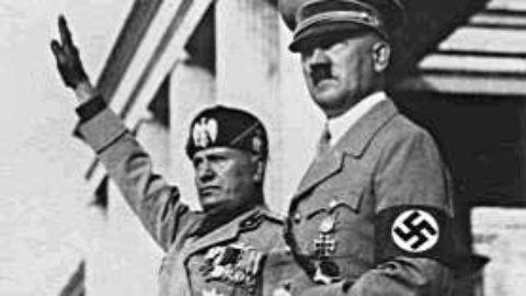 Un'Italia non fascista