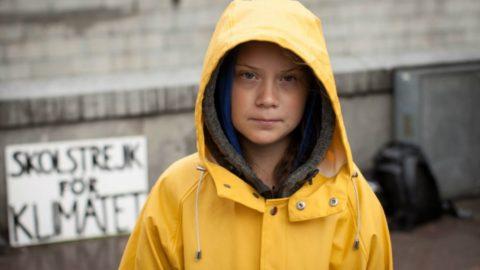 Greta Thunberg guida la lotta per salvaguardare il pianeta