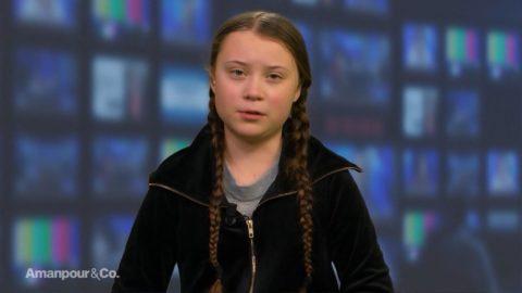 Greta Thunberg e la crisi climatica
