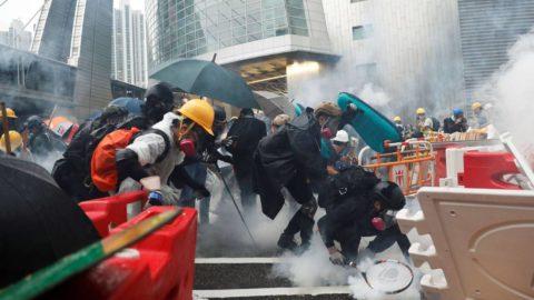 Hong Kong combatte per la sua libertà