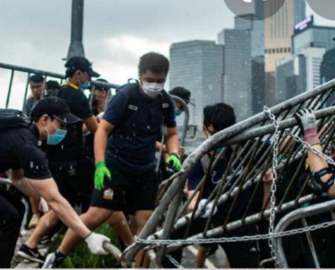 Hong Kong e la Cina