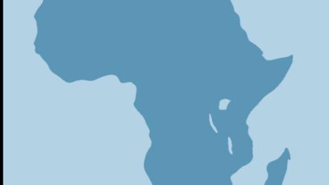 L'Africa in via di sviluppo