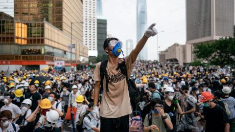 """""""Hong Kong: piccole proteste con grandi conseguenze"""""""