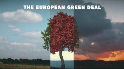 GREEN DEAL, UN'ECONOMIA VERDE