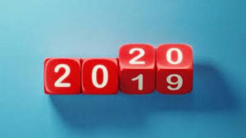 RECAP DEL 2019, COME SARÀ IL 2020?