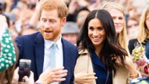 Harry e Megan. il divorzio reale