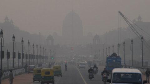 Inquinamento atmosferico: una delle più grandi minacce