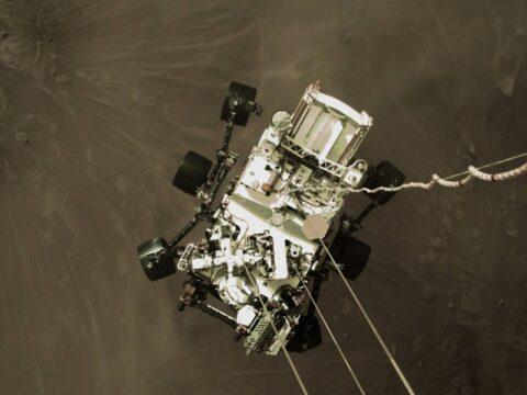 Perseverance: il nuovo arrivato tra i rover marziani.