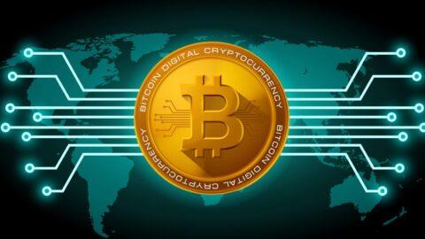 Bitcoin in crescita